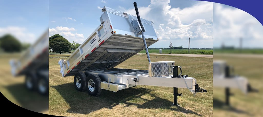 Top 5 Things to Consider When Buying a Dump Trailer
