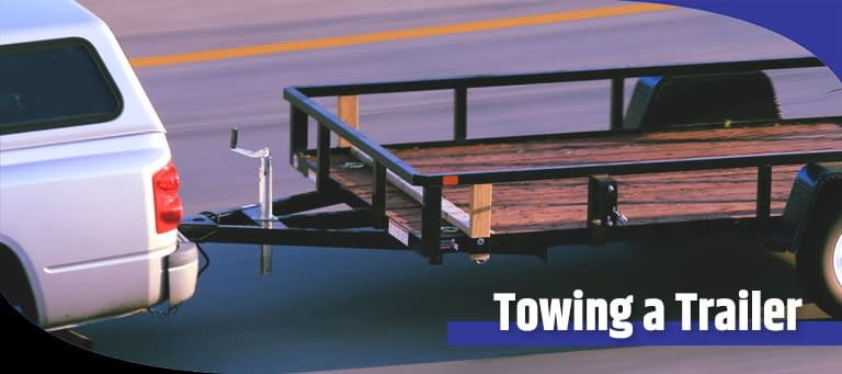 Avoiding Common Mistakes While Towing a Trailer