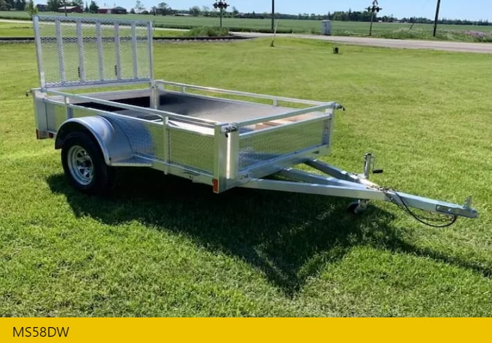 Landscape Trailer MS58DW