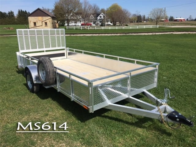 Landscape Trailer MS614