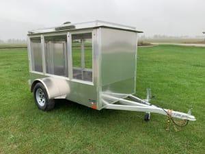 custom build trailer