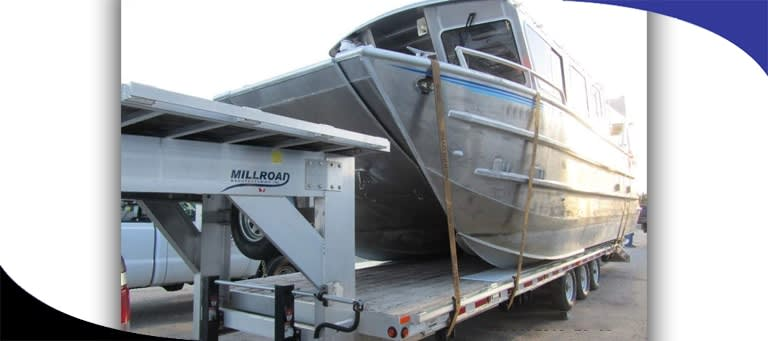 The Best Tie Down Systems for a Custom Deckover Trailer