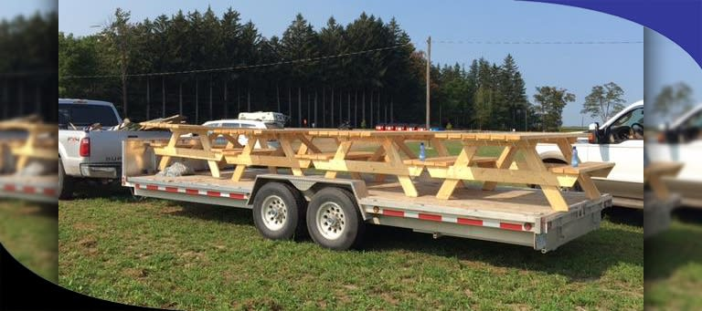 What To Consider When Buying a Deckover Equipment Trailer