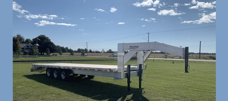 Can a Gooseneck Trailer Handle More Weight?
