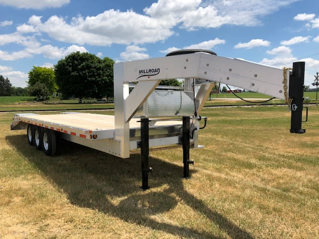 MGN30-10 W/ TOOL BOX & MOUNTED SPARE TIRE