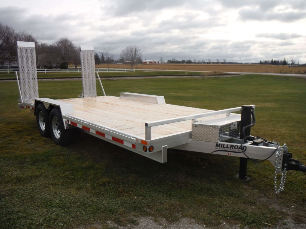 MWD20-7 W/ TOOL BOX, 10K JACK & ADJUSTABLE RAMPS STAND UP RAMPS