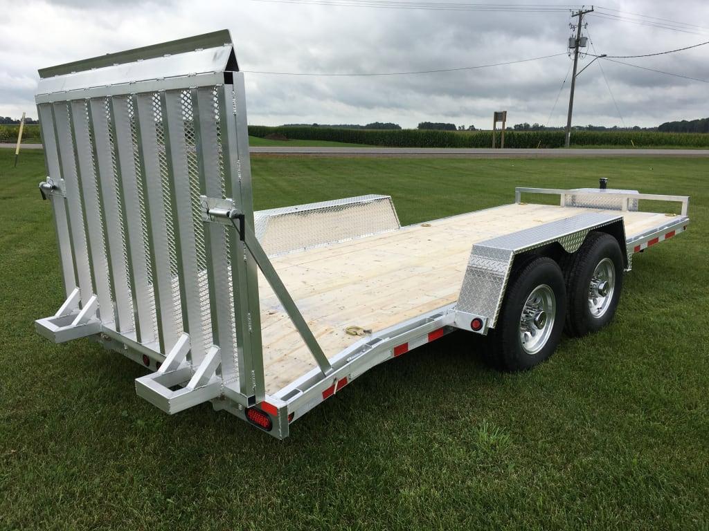 MFT2080-7 W/ FULL RAMP & TOOL BOX