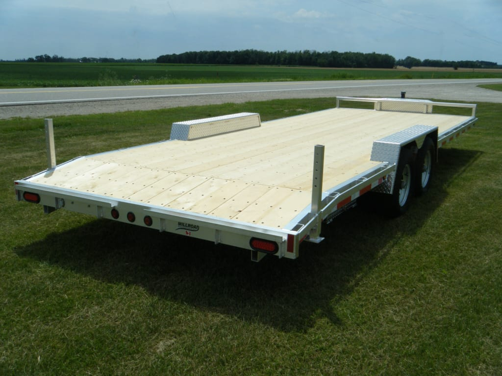 MWD24-5 W/ TOOL BOX & REAR STABILIZERS