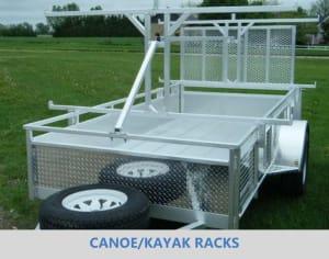 Canoe/Kayak Racks
