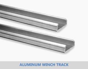 Aluminum Winch Track