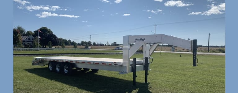 Can you Pull More Weight with a Gooseneck Hitch