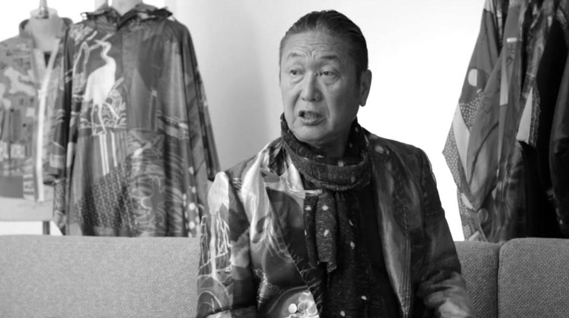 Умер японский дизайнер Кансай Ямамото