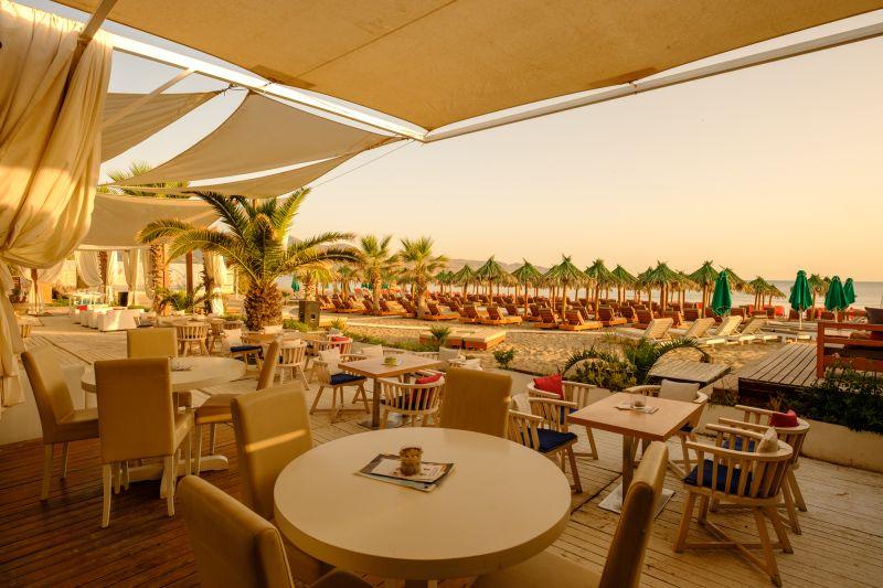Edem Island Beach Bar