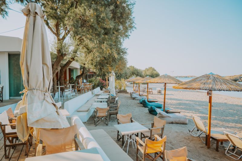 Book/Reserve your sunbed in Copamar, Agia Marina, Athens, 19400 with Summerize app