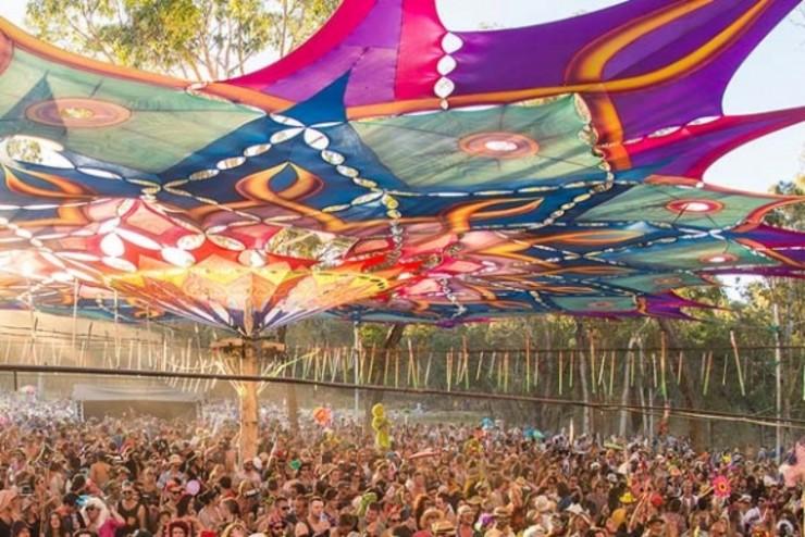 Rainbow Serpent Festival