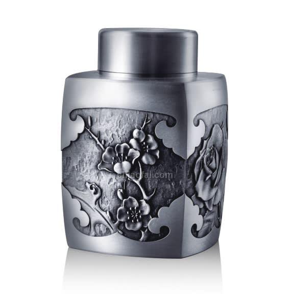 花語茶香 – 茶葉罐 (2)