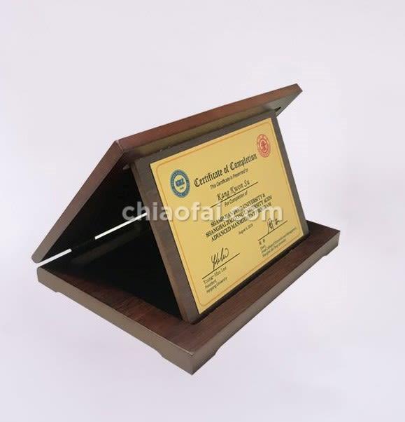 盒型折疊式獎牌 (2)