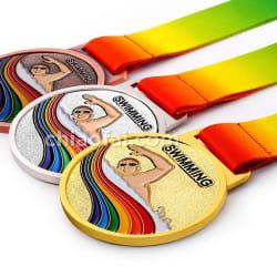 游泳獎牌 (2)