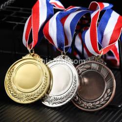 運動會金銀銅牌