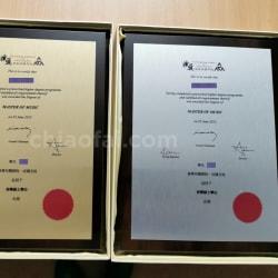 Metal Certificate3