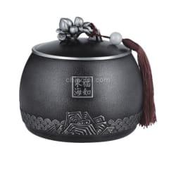 福壽安康 茶葉罐 (2)