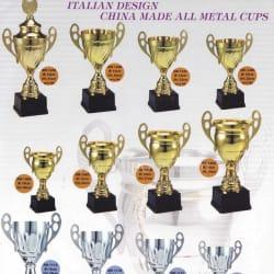 金屬獎杯、 獎章、 獎座
