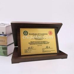 盒型折疊式獎牌 (1)