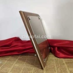 木製透明片獎牌 (3)
