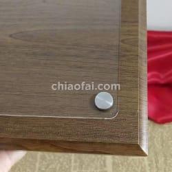 木製透明片獎牌 (5)