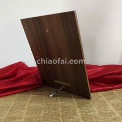 木製透明片獎牌 (4)