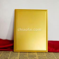 金色木板獎牌 (2)