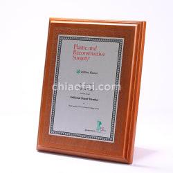 欅木色珠光鋁片獎牌 (4)