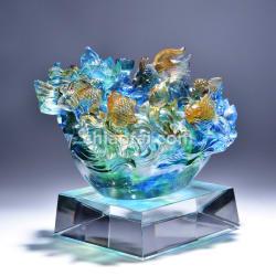 金玉滿堂魚缸2