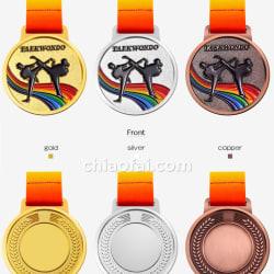 跆拳道獎牌3