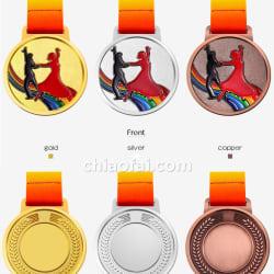 舞蹈獎牌3