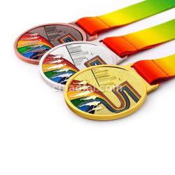 馬拉松獎牌2