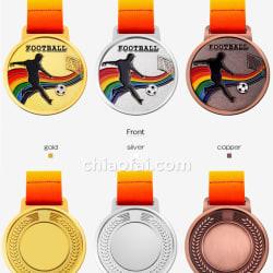 足球獎牌3