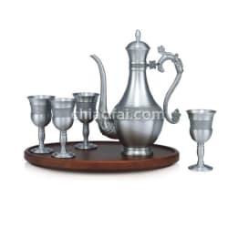 Tin Drinkware