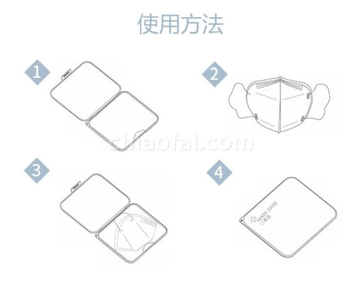 N95holder Instruction