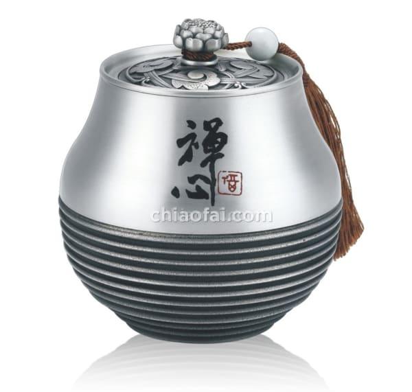 禪心 –茶葉罐