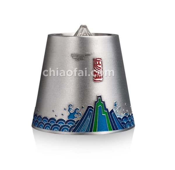江山 茶葉罐