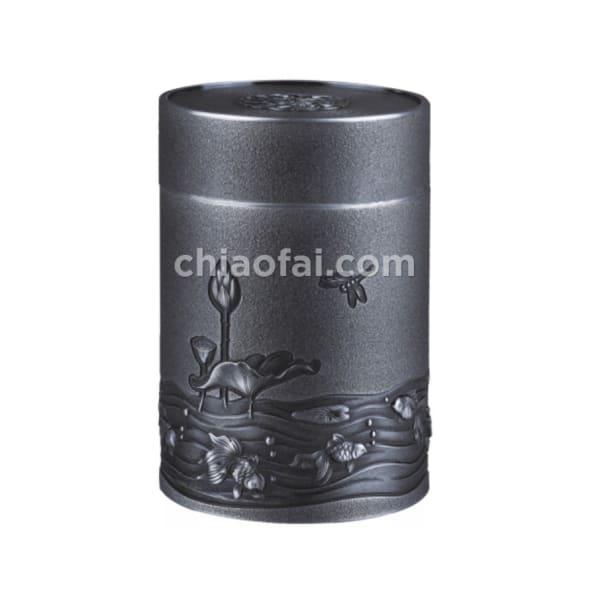 荷香月色 茶葉罐
