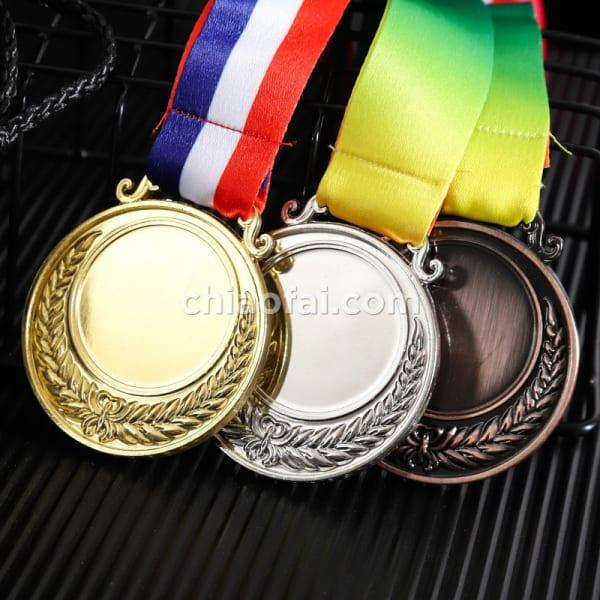 gm03 經典金銀銅牌