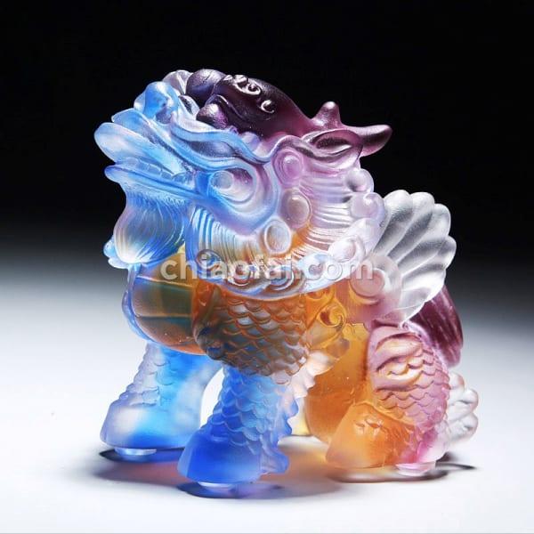 招財貔貅擺件 (4)