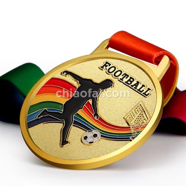 足球獎牌 (2)