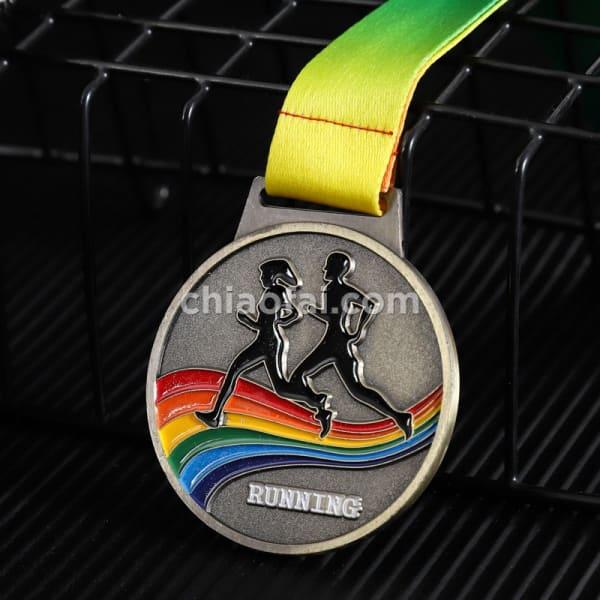 跑步獎牌 (2)
