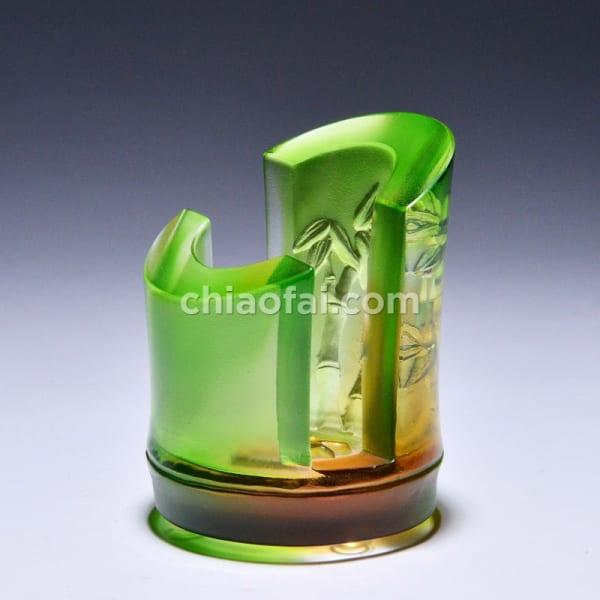 綠竹名片夾座1
