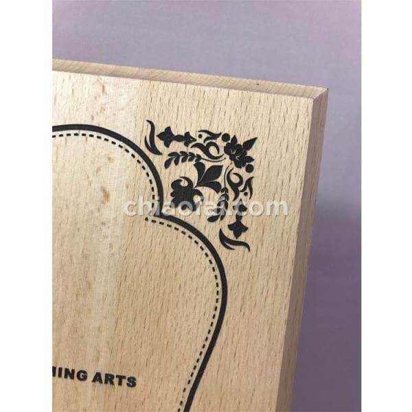 木製高檔獎牌 (3)