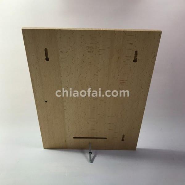木製高檔獎牌 (2)