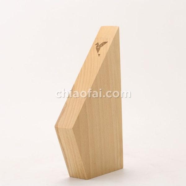 三角形木獎杯 (1)